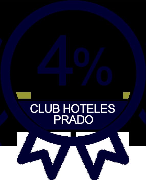 Logo Club Hoteles Prado